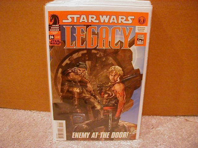 STAR WARS LEGACY #24 NM (2008)