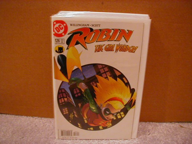 ROBIN #126 NM (2004) NEW ROBIN