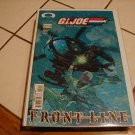 G.I. JOE FRONT LINE #5 VF/NM  *IMAGE*