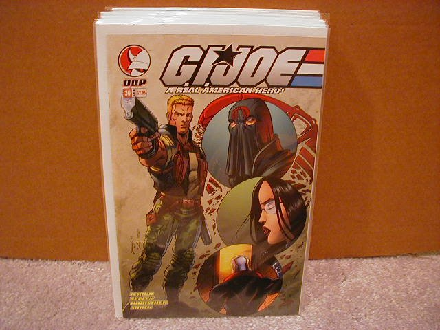 G.I. JOE #30 VF/NM  *DDP* -CONTINUES FROM IMAGE!