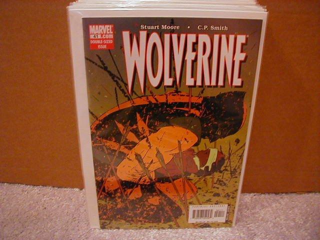 WOLVERINE #41 NM (2007)