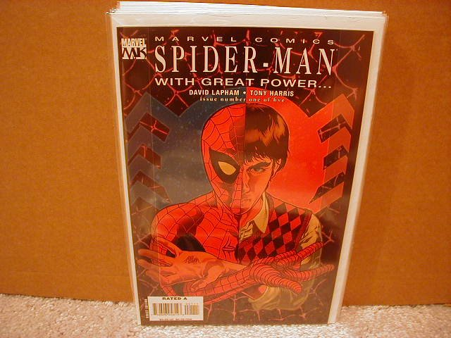 SPIDER-MAN WITH GREAT POWER #1 NM(2008)