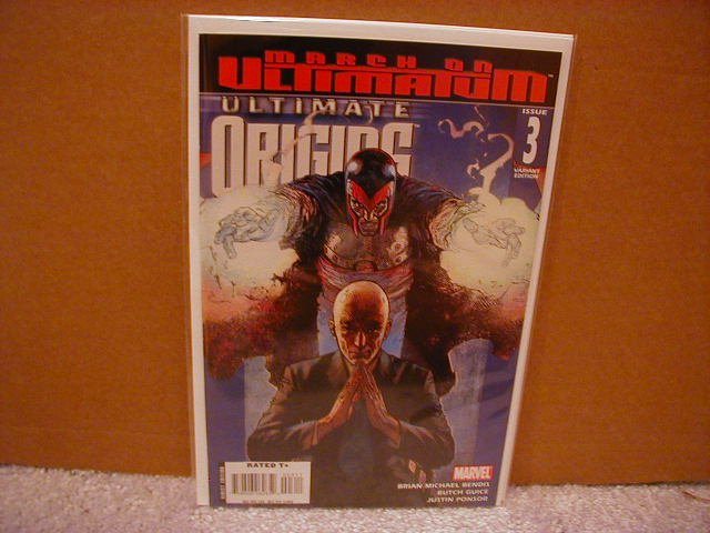 ULTIMATE ORIGINS #3 NM (2008) VARIANT 1ST PRINT