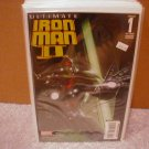 ULTIMATE IRON MAN II #1 NM(2008) VARIANT EDITION