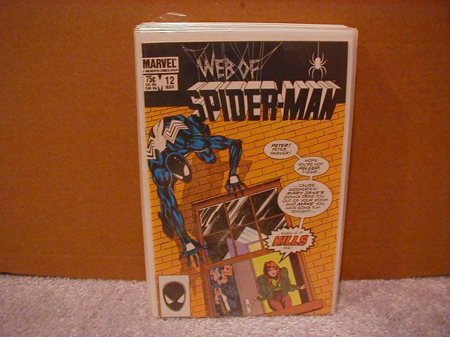 WEB OF SPIDER-MAN #12 VF/NM