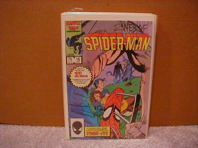 WEB OF SPIDER-MAN #16 VF/NM