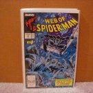 WEB OF SPIDER-MAN #40 VF+