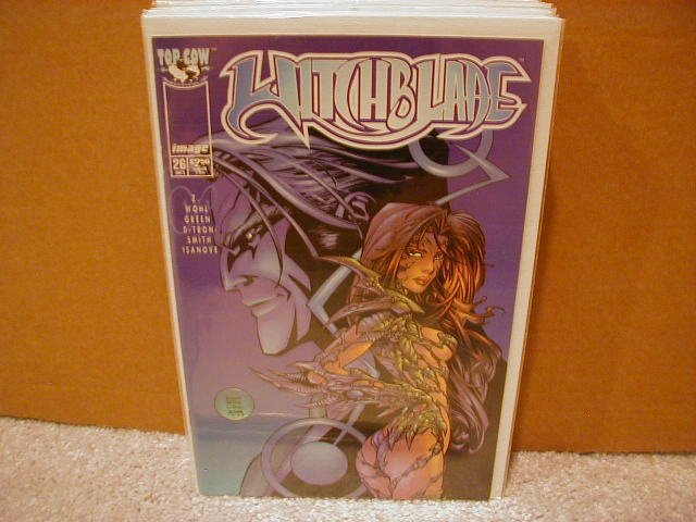 WITCHBLADE #26 VF/NM