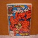 WEB OF SPIDER-MAN #47 VF+ **HOBGOBLIN**