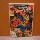WEB OF SPIDER-MAN #48 VF/NM **HOBGOBLIN II-ORIGIN**