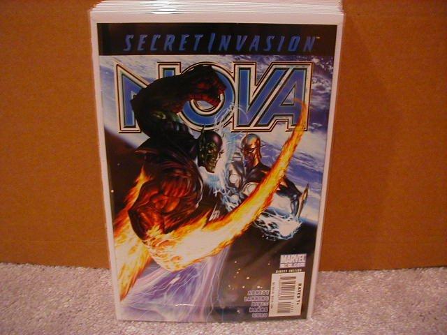 NOVA #16 NM (2008) *SECRET INVASION*