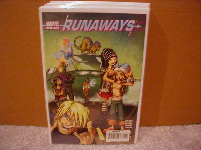 RUNAWAYS #1 NM (2008)