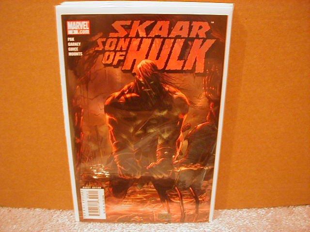 SKAAR SON OF HULK #3 NM (2008)