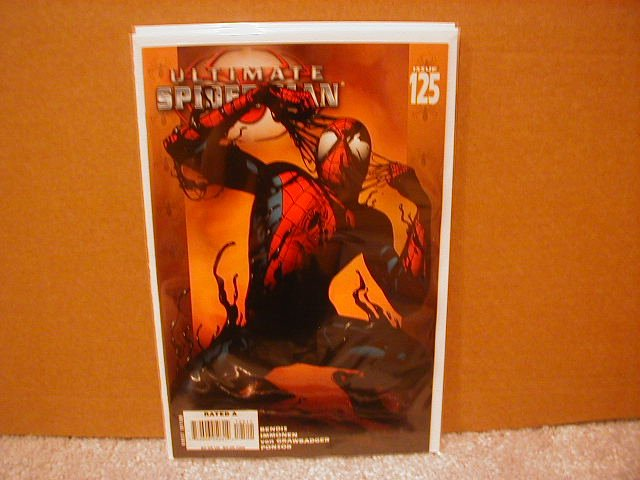 ULTIMATE SPIDER-MAN #125 NM (2008)