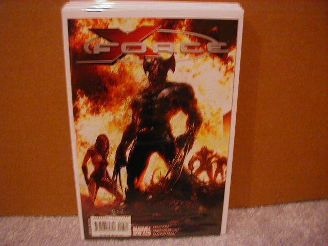 X-FORCE #6 NM (2008)