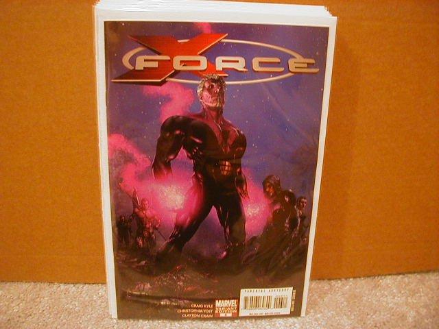 X-FORCE #6 NM (2008) 1ST PRINT VARIANT