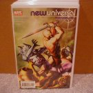 NEWUNIVERSAL CONQUERER ONE-SHOT  NM (2008)