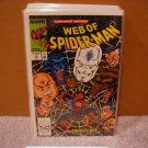 WEB OF SPIDER-MAN #55 VF/NM