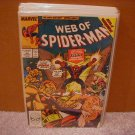 WEB OF SPIDER-MAN #59 VF/NM  *ACTS OF VENGEANCE* COSMIC SPIDER-MAN
