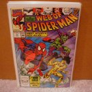 WEB OF SPIDER-MAN #66 VF