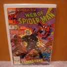 WEB OF SPIDER-MAN #68 VF/NM