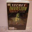 SECRET INVASION FRONT LINE #3 NM (2008)