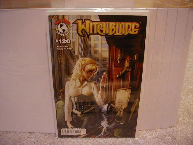 WITCHBLADE #120 NM (2008) �A� COVER