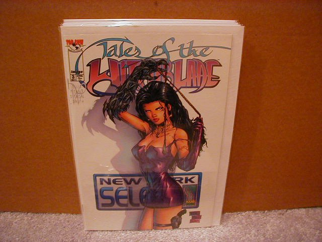 TALES OF WITCHBLADE #3 VF/NM  *IMAGE*