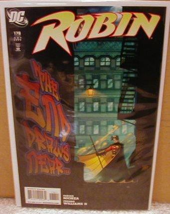 ROBIN #178 NM (2008)