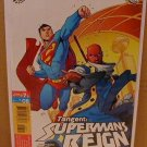 TANGENT SUPERMAN'S REIGN #7 NM (2008)