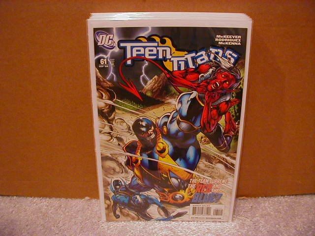 TEEN TITANS #61 NM (2008)