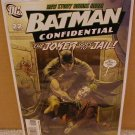 BATMAN CONFIDENTIAL #22 NM(2008) JOKER