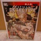 DETECTIVE COMICS #849 NM (2008) R.I.P.