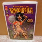VENGEANCE OF VAMPIRELLA #24 VF/NM