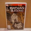 BATMAN AND THE OUTSIDERS #12 NM (2008)R.I.P.