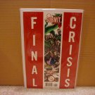 "FINAL CRISIS SUBMIT #1 NM (2008) ""A"" COVER"