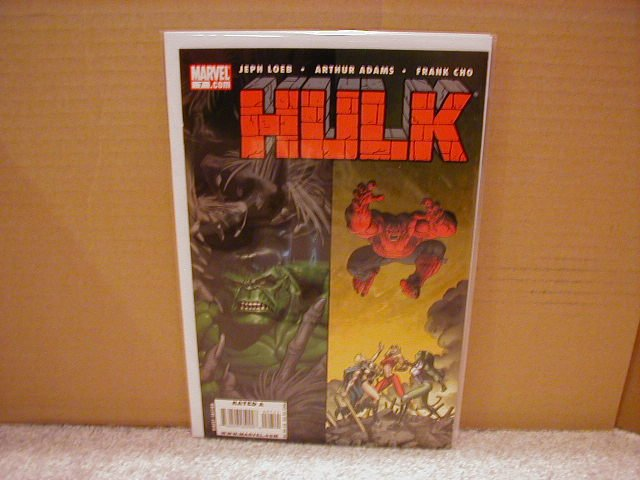 HULK #7 NM(2008)