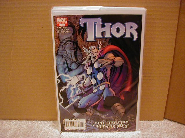 THOR THE TRUTH OF HISTORY ONE-SHOT NM (2008)