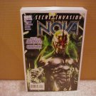NOVA #18 NM (2008) *SECRET INVASION*
