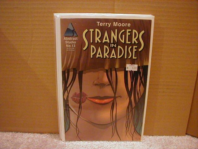 STRANGERS IN PARADISE VOL 3 #13 FN+ 1ST PRINT