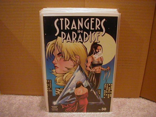 STRANGERS IN PARADISE VOL 3 #30 VF 1ST PRINT