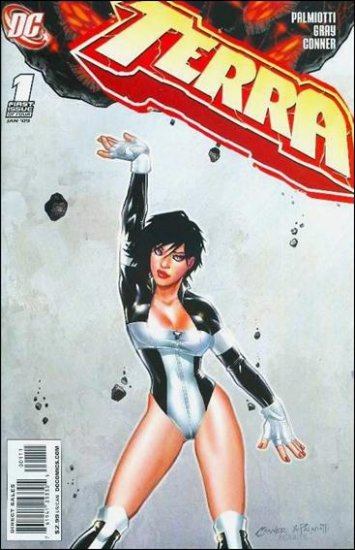 TERRA #1 NM (2008)