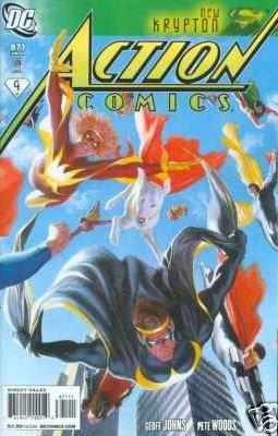 ACTION COMICS #871 NM (2008) *NEW KRYPTON*