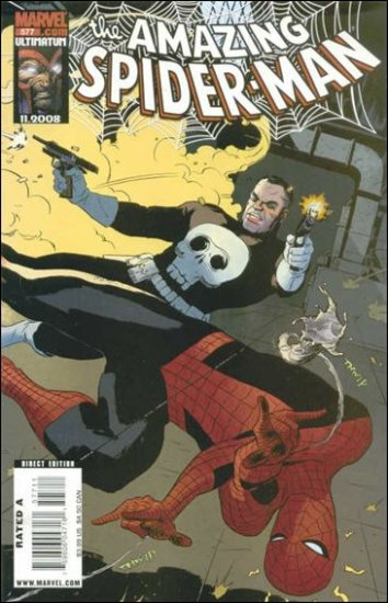 AMAZING SPIDER-MAN #577 NM (2008)