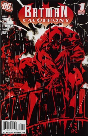 BATMAN CACOPHONY #1 NM(2008) *KEVIN SMITH*