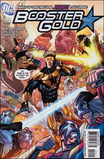 BOOSTER GOLD #14 NM (2008)