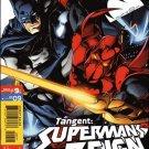TANGENT SUPERMAN'S REIGN #9 NM (2008)
