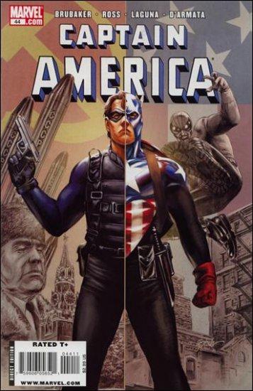 CAPTAIN AMERICA #44 NM (2008)