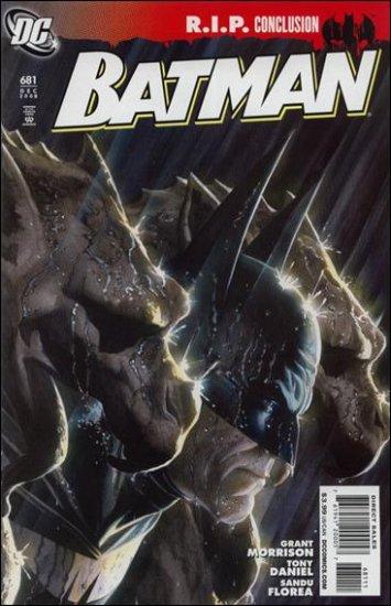 BATMAN #681 NM(2008) R.I.P. CONCLUSION