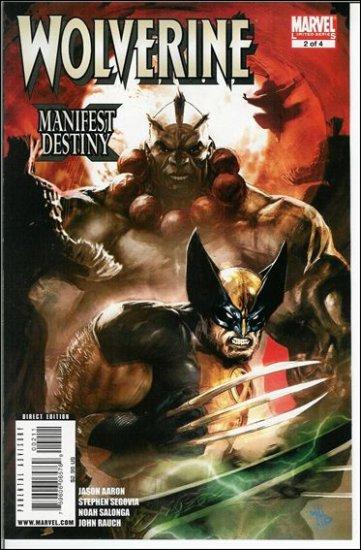 WOLVERINE MANIFEST DESTINY #2 NM (2009)